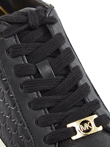 MICHAEL by Michael Kors Colby Nero Sneaker Donna Nero