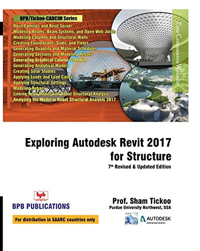 Exploring Autodesk Revit 2017 For Structure