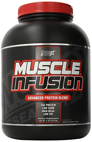 Nutrex - Nutrex Muscle Infusion Choc/5 Lb - 51h9s0wRWzL
