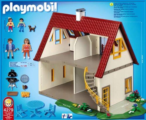 Playmobil Maison Moderne 4279 : Playmobil neues wohnhaus toyzon