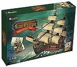 CubicFun 3d-puzzle Boot San Felipe (CPA Toy t4017)
