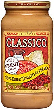 Heinz Classico Sun-Dried Tomato Alfredo Pasta Sauce, 425 gm