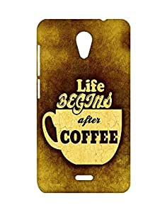 Mobifry Back case cover for Micromax A106 Unite 2 Mobile ( Printed design)