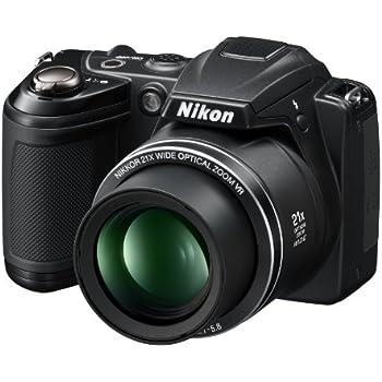 Nikon Coolpix L310 - Cámara compacta de 14.1 MP (Pantalla