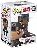 Star Wars - Figuara de Vinilo: Pop! Bobble E8 TLJ: Finn Disguise