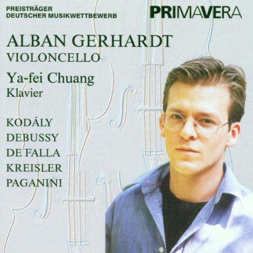 Alban Gerhardt,Violoncello