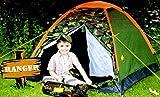 RANGER KID Kinder Zelt aus Ranger-Serie Camping