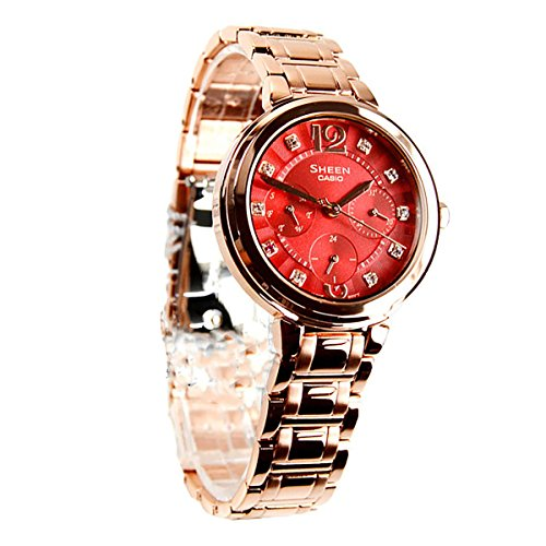 Casio Damas Casio Sheen Reloj SHE-3048PG-4A