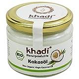 Khadi Olio di Cocco Biologico Multiuso Idratante Viso Corpo Capelli