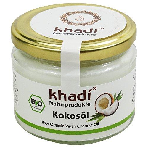 Khadi Olio di Cocco Biologico Multiuso Idratante Viso...