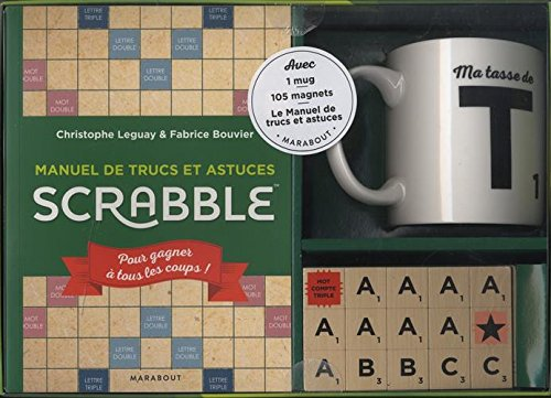 Coffret Scrabble