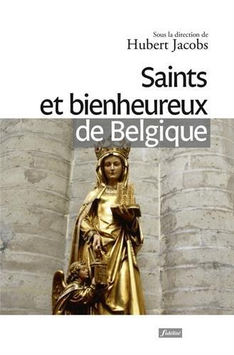 Saints et bienheureux de Belgique