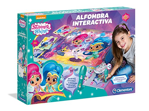 Clementoni - Puzzle Interactivo Shimmer & Shine (55213.9)
