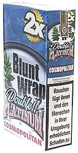 Blunt Wrap Double Platinum Cosmopolitan 25 x 2 Wraps