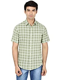 Reevolution Men's Cotton Shirts (MTPS310335G)