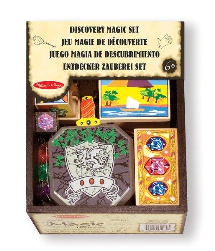 Tobar sombrero mágico - caja con el sombrero de magia y trucos de magia ·  Comprar. 20.32€. Melissa   Doug - Juego de magia y descubrimiento (11280) 9c1ec45899e