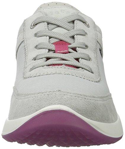 Legero Amato, Sneaker Basse Donna Grau (cristal)