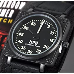 Dark Room Timer Retro Wristwatch