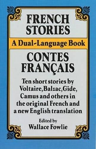 French Stories (Dover Dual Language French)