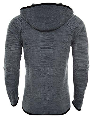 Tech Knit Nike Windrunner Veste pour femme Gris / Negro