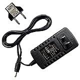 HQRP Netzadapter / Netzteil fuer Foscam FI8918W / FI8904W / FI8905W / FI8910W / FI9821W IP mit HQRP Untersetzer