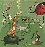 Ménagerimes : de A comme araignée à Z comme zébu... | Sadeler, Joël (1938-2000). Auteur