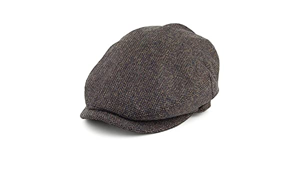 Joules Hats Croftbury Tweed Flat Cap - Forest LARGE  Amazon.co.uk  Clothing de297d7a3d6