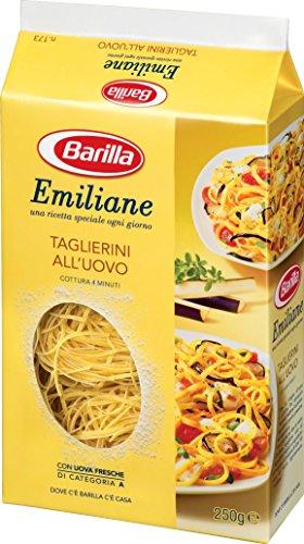 Barilla - Taglierini All'Uovo, Cottura 4 Minuti - 250 g