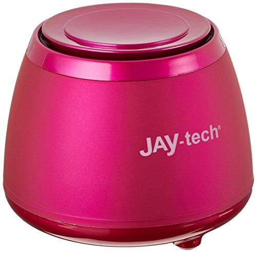 Jay Tech 77002671 GP503 inalámbricos Mini Altavoz bajo Rosa