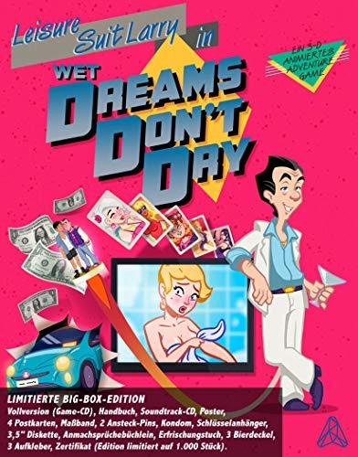 Leisure Suit Larry: Wet Dreams Dont Dry