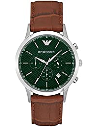 Armani Reloj de pulsera AR2493 Color marron Hombre