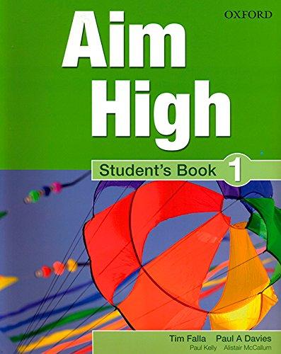 Aim high 1 student's book