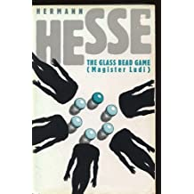 The Glass Bead Game (Magister Ludi) by Hermann Hesse (2013-09-21)