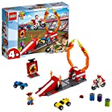 LEGO 10767 4+ Toy Story 4 Duke Caboom\'s Stunt Show with Woody Minifigure