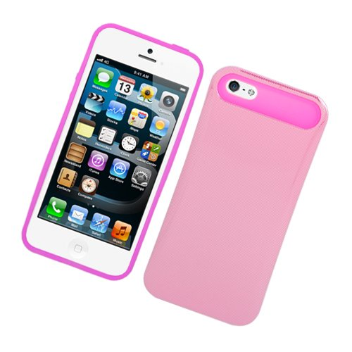 Eagle Handy Case für Apple iPhone 5/5S/SE-Retail Verpackung-Pink