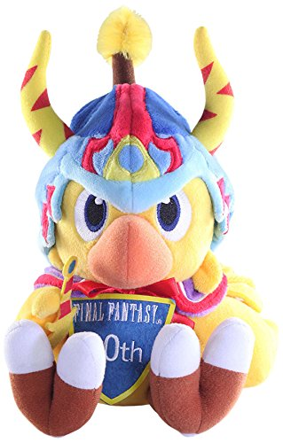 Square Enix Final Fantasy 30Th Anniversary Plush Chocobo - Limited
