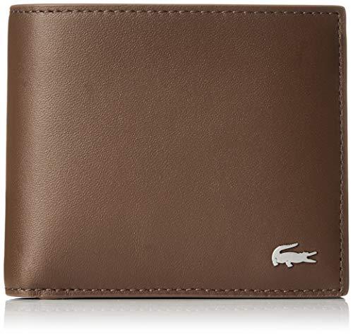 Billfold Coin Wallet (Lacoste FG M Billfold & Coin Bison)