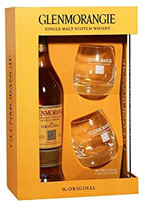 Glenmorangie Original 10 Year Old 70cl (with 5cl Quinta Ruban)