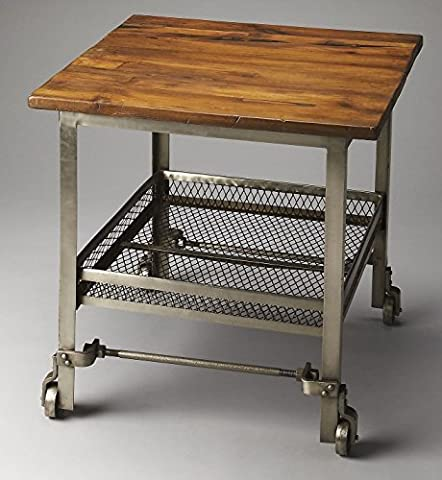 Modern Side Table by Butler Specialty