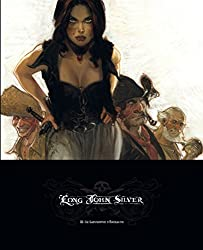 Long John Silver - tome 3 - Labyrinthe d'Emeraude - édition Luxe