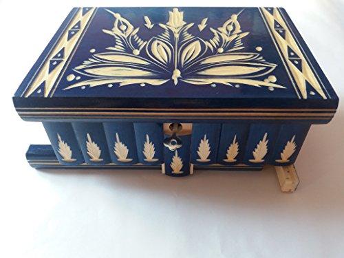 Neu-gro-riesige-Kiste-Holz-Puzzle-Kasten-geheimen-Rtsel-Zauber-Schatz-Magie-Box-Schmuckschatulle-Fall-handgeschnitzten-Holz-Aufbewahrungsbox-geschnitzten-Kasten-Holz-Spielzeug-fr-Kinder