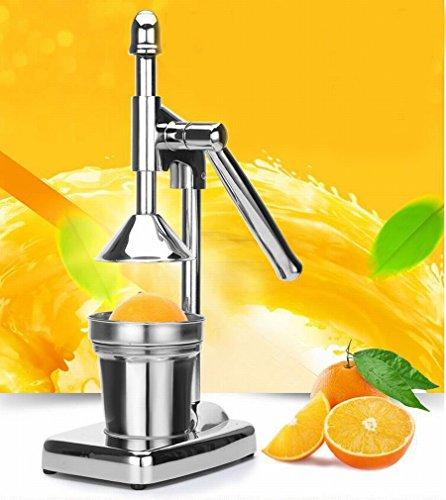 SED Naranjas Exprimidores de Acero Inoxidable Manual Máquinas de Jugo de Limón Máquinas de Jugo de Granada Máquinas de Jugo de Cítricos de Presión Manual,1