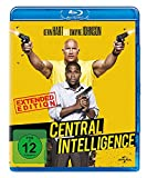 Central Intelligence - Extended Edition [Blu-ray] - Dwayne Johnson, Kevin Hart, Amy Ryan, Aaron Paul, Danielle Nicolet