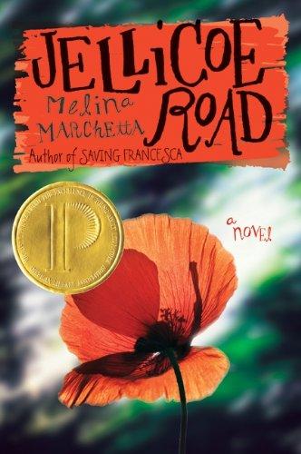Book cover for Jellicoe Road