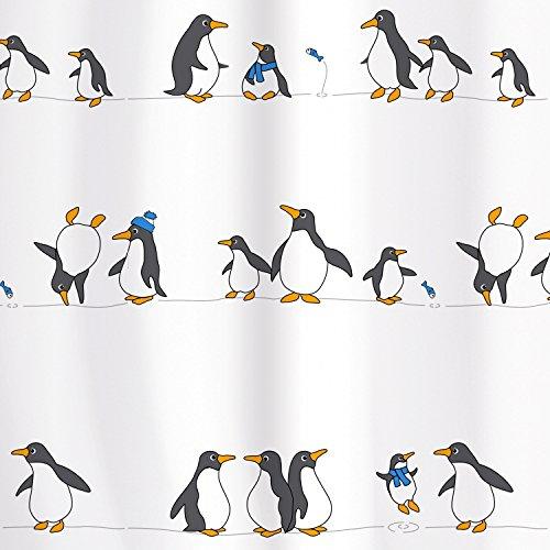 tatkraft-penguins-cortina-ducha-180-x-180-cm-material-peva-12-anillos