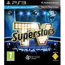 TV Superstars - Move Compatible (PS3) [Importación inglesa]