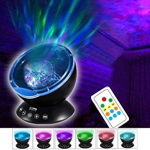 Ocean Wave Projector LED