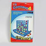 WEIHAN Trois Dimensions Quatre Jeux Echecs Éducation préscolaire Interaction Parent-Enfant 1 Jeu Connect 4 in A Line Jeu Classique