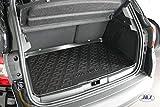 J&J AUTOMOTIVE Premium Tapis DE Coffre Caoutchouc sur Mesure Renault CAPTUR...