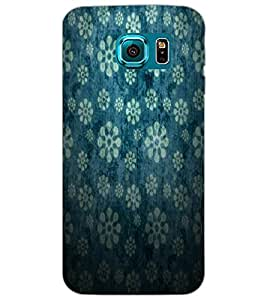 SAMSUNG GALAXY S6 PATTERN Back Cover by PRINTSWAG